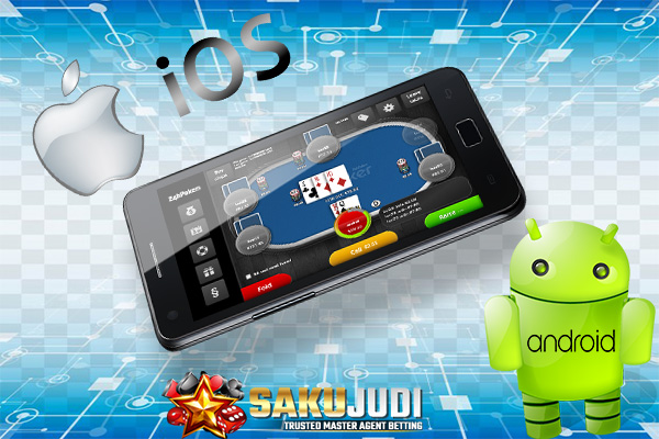 Aplikasi Poker Online Smartphone