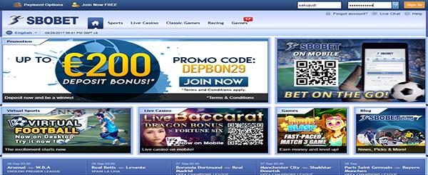 Perusahaan Judi Bola Online Sportsbook