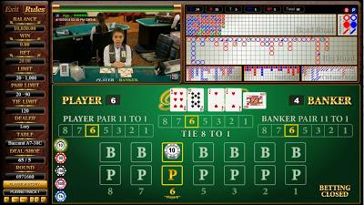 Panduan Mengetahui Macam-Macam Permainan Live Casino Di Sbobet