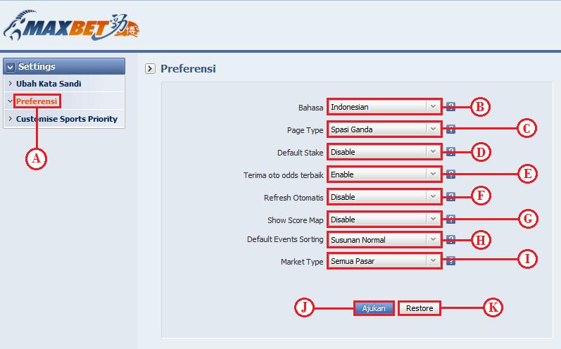 Panduan Caranya Untuk Mengganti Password di Maxbet