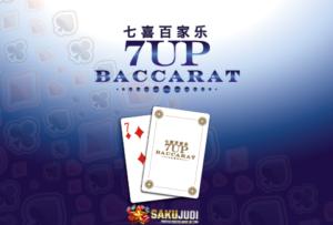 Panduan Bermain Permainan 7UP Baccarat Online