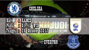 Prediksi Pertandingan Bola Chelsea vs Everton 26 Oktober 2017