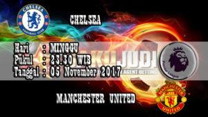 Prediksi Bola Chelsea vs Manchester United 05 November 2017