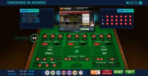 Panduan Cara bermain Permainan DingDong Black Red Online
